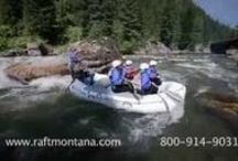 Geyser Whitewater's Rafting Trips / Yellowstone Rafting Trips http://www.raftmontana.com