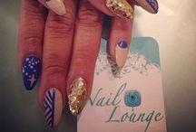 Nails!!!!!! / by Char'Nai Bri'Anna