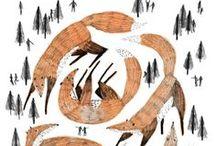 Illustration / by Erin Rimmer