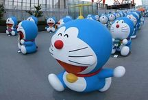 Doraemon Stuff / I love blue, I love cat, I love Doraemon!