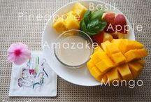 ♥Smoothie & Fresh juice♥ / http://ameblo.jp/izumin827/theme-10020174279.html