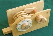 wood  --  ideas / by Kenneth Bunce