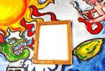 Art-Gallery / Una volta era un piccolo sito del blog, oggi è una bacheca disordinata di disegni, quadri, schizzi e idee di Lorenzo Jova Cherubini