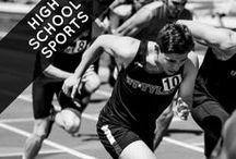 High School Sports / High school, school, children, kids, sports, football, soccer, lacrosse, running, track, field, race, racing