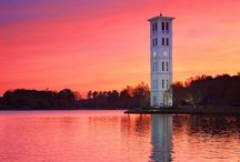 College Bound / Greenville, SC/Fall 2015/ Furman University  Just some ideas for my dorm and other aspects of college life.  / by Peyton Brooks