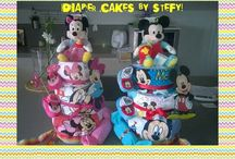 my Diapers Cakes