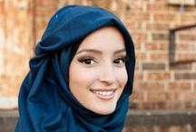 Hijab / Hijab is my first rule of style. The basic of everything