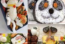 comida japonesa, china...