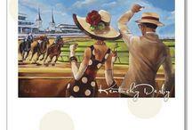Kentucky Derby!!! / by Vanessa Brown