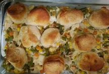 Recipes-Main-Chicken / by Southern Girl Loves To Cook
