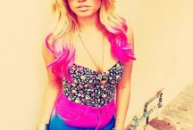 Chanel west coast / by ✨Candrea✨