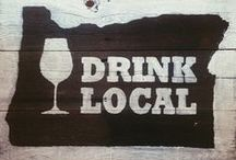 Wine Country Living / We live (and breath and drink) in wine country.  Why not embrace it?