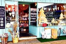 Shops we LOVE / Independent shops with great design, style and products.