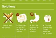 Eat it all / The goal: Zero food waste! Here's some inspiration on the way there.