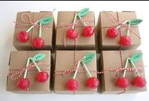 All wrapped up / Ideas and appreciation of pretty wrappings for gifts large and small.