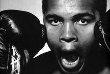 Muhammad Ali / Cassius Clay