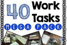 Work Tasks