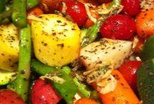 Veggies.. crispy & tasty