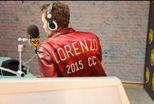 RADIOTOUR 2015 CC. / Scatti dal radiotour in occasione della pubblicazione di LORENZO 2015 CC