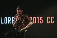 PRESS DAY LORENZO 2015 CC / conferenza stampa di presentazione c/o L'Officina del Volo (Milano, 24.02.2015)