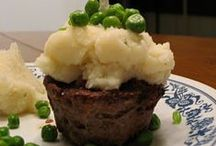 MEATLOAF CUPCAKES RECIPES / by Paul Hardman