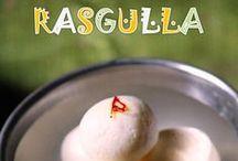 RASGULLA/RASMALAI RECIPES / by Paul Hardman