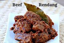 RENDANG RECIPES / by Paul Hardman