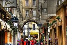 Carpentras / The delightful town of Carpentras, Vaucluse, Provence, France
