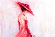 ♡ Creations ♥ on ♡ Canvas ♥ / Amazing paintings