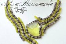jewellery  - beadwork