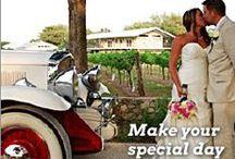 Vineyard Weddings / Weddings at Dry Comal Creek Vineyards