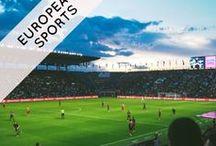 European Sports / Europe, sports, soccer, football, Germany, teams, Italy, France, Spain, Portugal