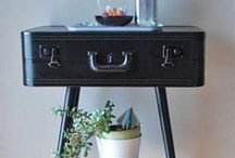 Upcycle it! / Rescued treasures need love. Sometimes quite a bit. These ideas make old, ugly ducklings shine.