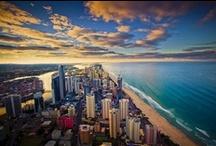 I LOVE GOLD COAST / Welcome to the beautiful Gold Coast, Australia www.ilovegoldcoast.com.au / by 40/40 Creative