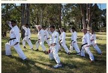 Karate, Self Defence, Kobudo, Okinawa Martial Arts / Karate school and combined Martial arts Academy based in Sydney, Australia. Teaching Goju Ryu karate, Okinawa kobudo, anti-bullying skills and women's self defence. FREE introduction to Martial arts always available at our Academy. Visit out website on: www.goju-karate.org or contact us on 0412016733. All classes run by A de Araya, Soshi 8th dan Karate-do