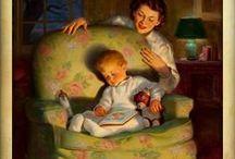 Big Comfy Chair / by Tina Liddie