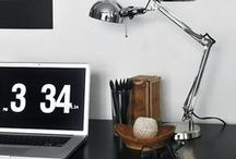 Office. / by 40/40 Creative