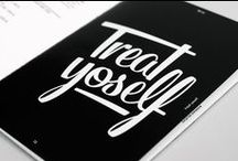 TYPO Work / by 40/40 Creative