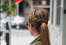 Penteados / Hair