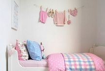 bedrooms for the little ✰ / by P A T R I X I