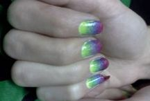 My Nail Art & Make-up / My nail art and Make up, that ive done on myself or friends www.facebook.com/nail.art.by.marnz