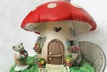 Fairy/Gnome Houses / by Tina Liddie