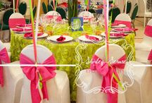 Party Ideas / Party decor and ideas