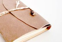 Books & Paper / Notebooks // postcards // Paper // Writing // Books