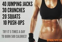Kick Ass Exercises / These exercises let me know they are working.