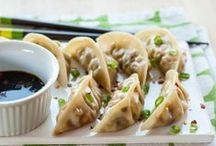 Asiatisk mat / There`s a special place in my heart for asian food <3