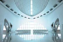 Modern + Futuristic Architecture