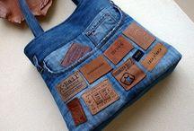 Nähen mit Jeans