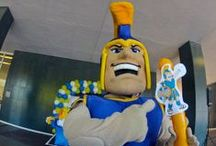 Sammy Spartan / Our Beloved Mascot / by SJSU