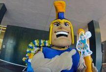 Sammy Spartan / Our Beloved Mascot / by SJSU
